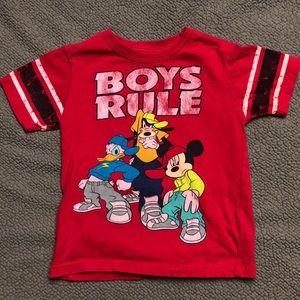 5T Disney T-Shirt